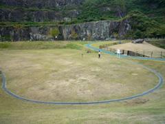 島崎の石神山公園で日帰りバーベキュー!