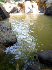 南阿蘇温泉の湯処 和み乃癒で家族風呂♪