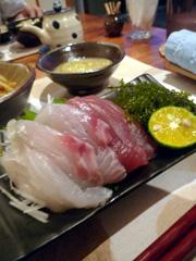 石垣のyugafu-yamabare(ゆがふ山原)で島料理ディナー♪