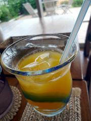 石垣のyugafu-yamabare(ゆがふ山原)で朝食を…