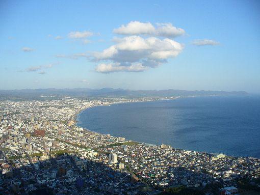 函館と津軽海峡
