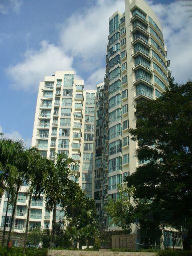 シンガポールの家