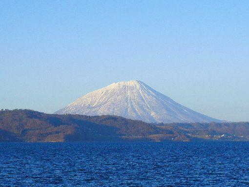 蝦夷富士(羊蹄山)