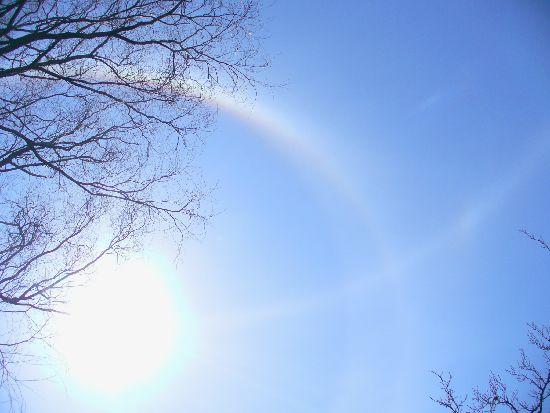 太陽を取り巻く2つの環3