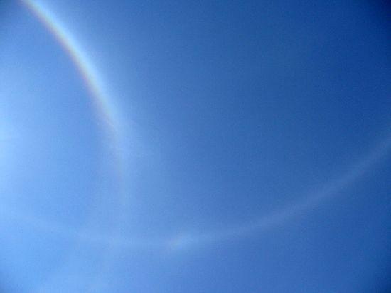 太陽を取り巻く2つの環4