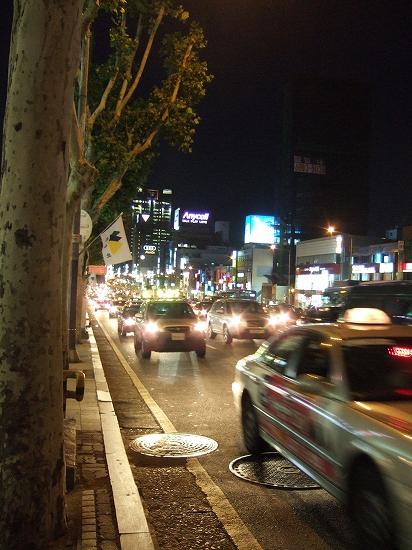 大好きな夜のソウル