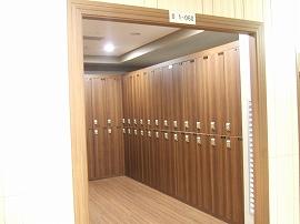 12更衣室