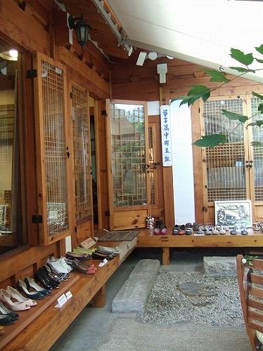 8靴屋さん