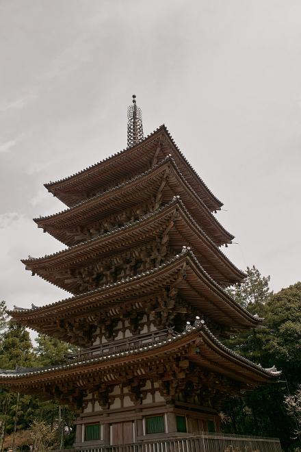 五重塔 醍醐寺 京都 2009 DP1