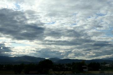 北海道の空