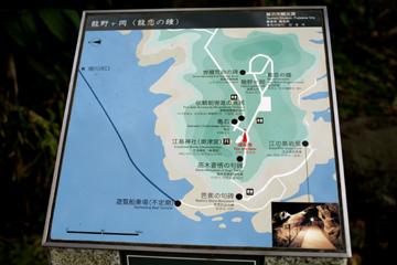 江ノ島MAP