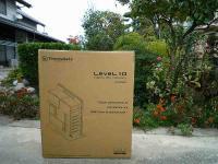 Level 10 輸送用の箱