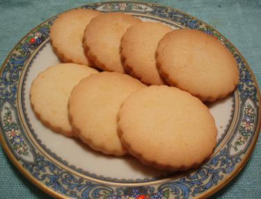 越島さんのクッキー