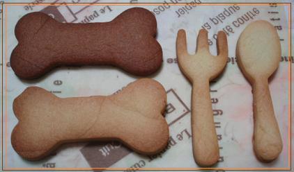 dクッキーワンちゃん1
