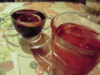 ホットワイン&ビタミネティー