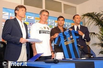 Inter Milan Times - クアレスマ...
