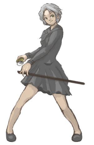 セーラー服と刀