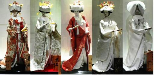 靖国の花嫁人形