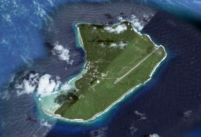 アンガウル島