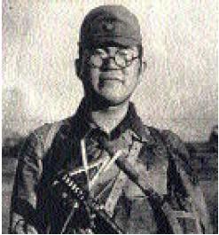奥山道郎陸軍大尉
