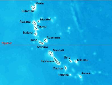 ギルバート諸島