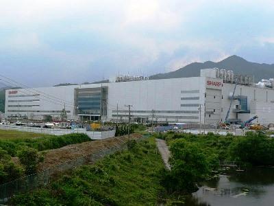 シャープ亀山工場