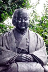 浅草寺の瓜生岩子
