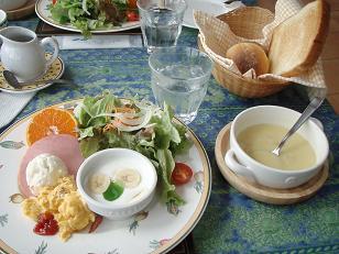 クッチェッタの朝食
