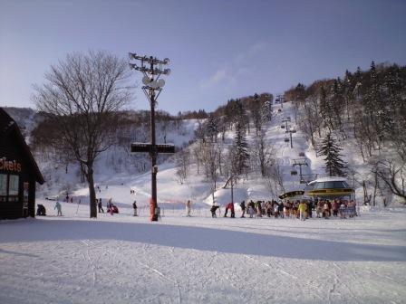 札幌国際スキー場1
