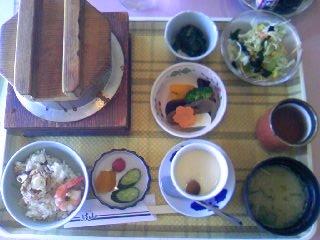 文化会館のレストラン