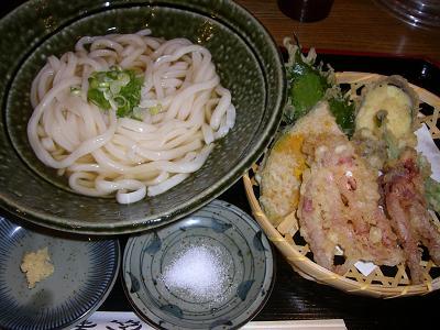 天ぷらひやかけ