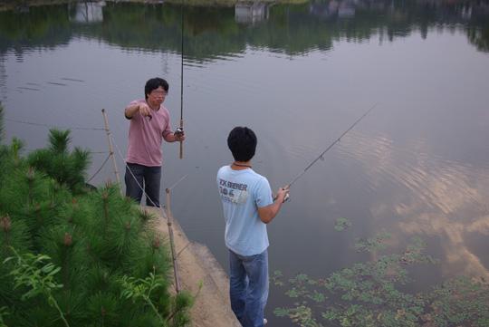 2008.9.12バス釣り 1