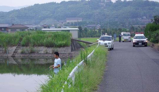 2008.9.12バス釣り 2
