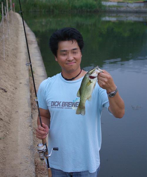 2008.9.12バス釣り 3