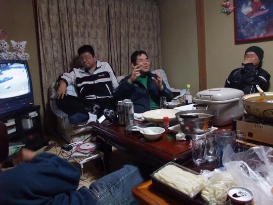 2008.11.29こやす邸 1