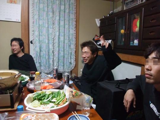 2008.11.29こやす邸 2