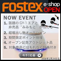 FOSTEX GY-1
