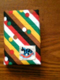 カードケース(木馬)1