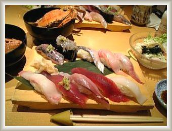 2.10 お寿司