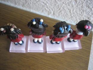 えんじ人形2