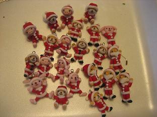 サンタいっぱい