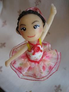 バレエ姉3