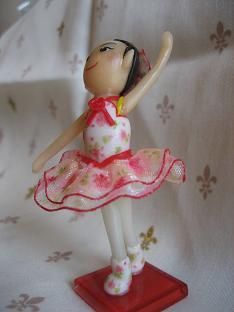 バレエ姉4