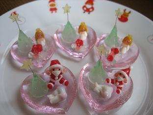 ガラスクリスマス