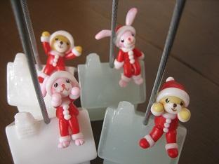 クリスマスメモスタンド2