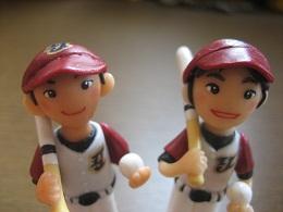 ソフトボール人形4