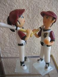 ソフトボール人形5