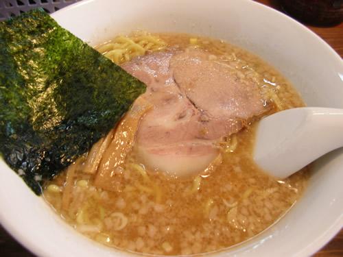 東京とんこつ らーめん龍 小平店 つけ麺 油そば 青梅街道