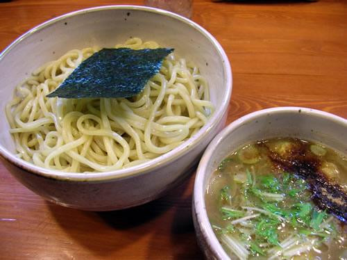麺匠 ヒムロク つけそば とんこつ 太麺