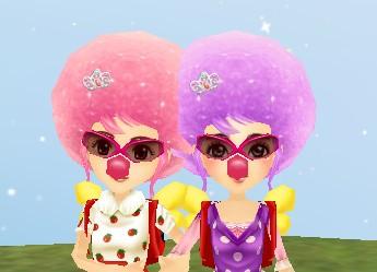 怪しい双子